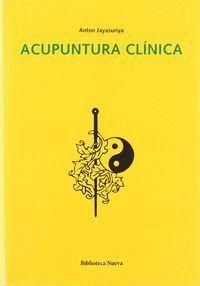 ACUPUNTURA CLINICA