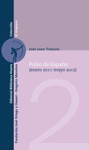 PULSO DE ESPAÑA 2012
