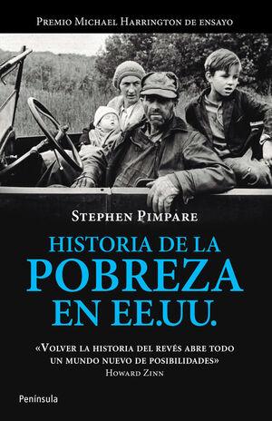 HISTORIA DE LA POBREZA EN EEUU
