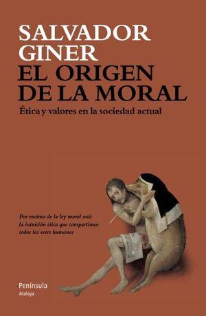 EL ORIGEN DE LA MORAL