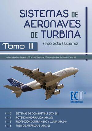 SISTEMAS DE AERONAVES DE TURBINA III