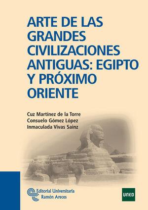 ARTE DE LAS GRANDES CIVILIZACIONES ANTIGUAS: EGIPTO Y PRÓXIMO ORIENTE