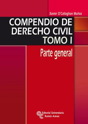 COMPENDIO DE DERECHO CIVIL. PARTE GENERAL