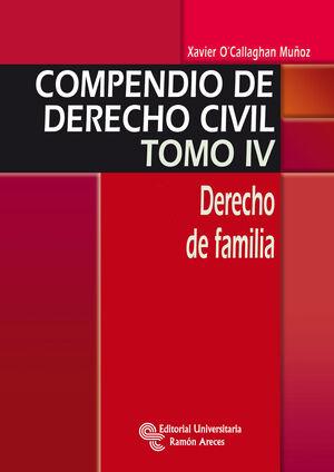 COMPENDIO DE DERECHO CIVIL. DERECHO DE FAMILIA