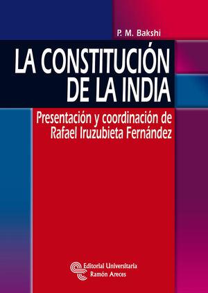 LA CONSTITUCIÓN DE LA INDIA