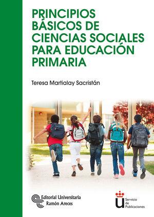 PRINCIPIOS BÁSICOS DE CIENCIAS SOCIALES PARA EDUCACIÓN PRIMARIA