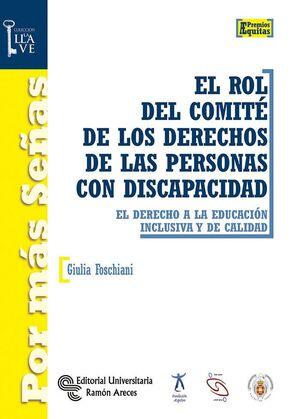 EL ROL DEL COMITÉ DE LOS DERECHOS DE LAS PERSONAS CON DISCAPACIDAD