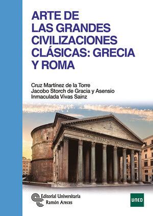 ARTE DE LAS GRANDES CIVILIZACIONES CLÁSICAS: GRECIA Y ROMA