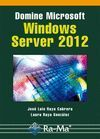 DOMINE MICROSOFT WINDOWS SERVER 2012