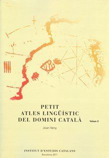 PETIT ATLES LINGÜÍSTIC DEL DOMINI CATALÀ VOL. 3