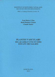 PLANTES VASCULARS DEL QUADRAT UTM 31T EH04, ESTANY DE SALSES