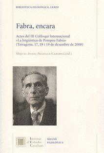 FABRA, ENCARA