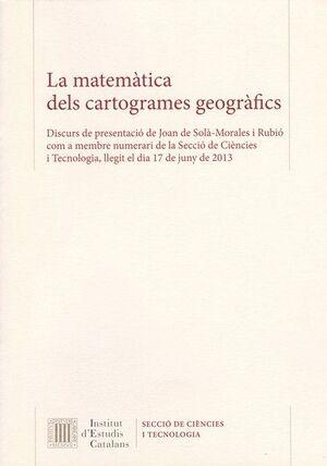 LA MATEMÀTICA DELS CARTOGRAMES GEOGRÀFICS