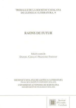 RAONS DE FUTUR