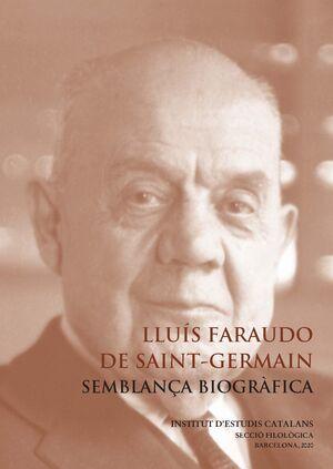 LLUÍS FARAUDO DE SAINT-GERMAIN
