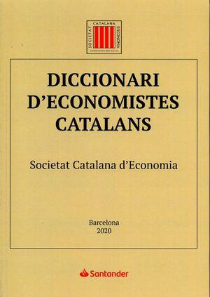 DICCIONARI D'ECONOMISTES CATALANS