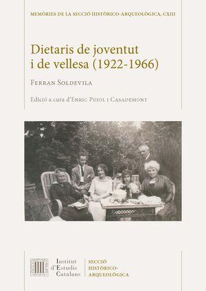 DIETARIS DE JOVENTUT I DE VELLESA (1922-1966)