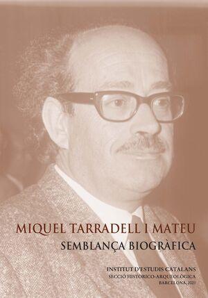 MIQUEL TARRADELL I MATEU