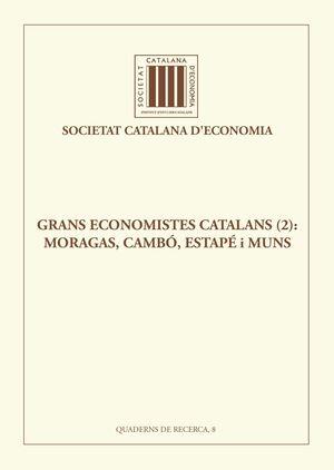 GRANS ECONOMISTES CATALANS