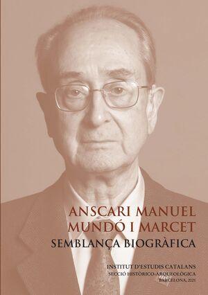 ANSCARI MANUEL MUNDÓ I MARCET