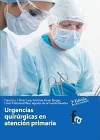 URGENCIAS QUIRURGICAS EN ATENCION PRIMARIA - 2ªED