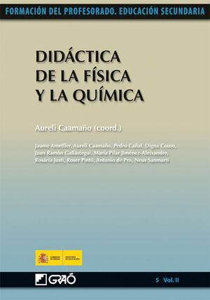 DIDÁCTICA DE LA FÍSICA Y LA QUÍMICA