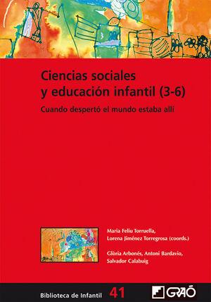 CIENCIAS SOCIALES Y EDUCACIÓN INFANTIL (3-6)