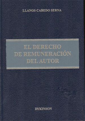 EL DERECHO DE REMUNERACIÓN DEL AUTOR