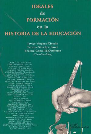 IDEALES DE FORMACIÓN EN LA HISTORIA DE LA EDUCACIÓN