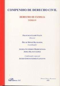 COMPENDIO DE DERECHO CIVIL. DERECHO DE FAMILIA ADAPTADA A LAS LEYES 13/2005, DE 1 DE JULIO Y 15/2005