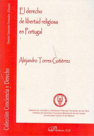 EL DERECHO DE LIBERTAD RELIGIOSA EN PORTUGAL