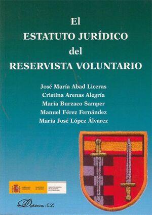 EL ESTATUTO JURDICO DEL RESERVISTA VOLUNTARIO