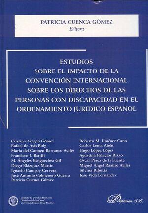 ESTUDIOS SOBRE EL IMPACTO DE LA CONVENCIÓN INTERNACIONAL SOBRE LOS DERECHOS DE LAS PERSONAS CON DISC