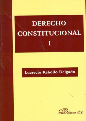 DERECHO CONSTITUCIONAL I