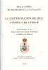 LA CONSTITUCIÓN DE 1812. UTOPÍA Y REALIDAD