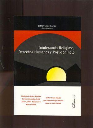 INTOLERANCIA RELIGIOSA, DERECHOS HUMANOS Y POST-CONFLICTO