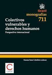 COLECTIVOS VULNERABLES Y DERECHO HUMANOS PERSPECTIVA INTERNACIONAL