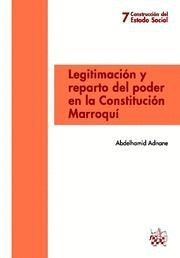 LEGITIMACION Y REPARTO DEL PODER EN LA CONSTITUCION MARROQUI