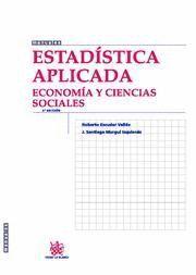 ESTADISTICA APLICADA ECONOMIA Y CIENCIAS SOCIALES