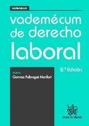 VADEMECUM DE DERECHO LABORAL