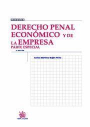 DERECHO PENAL ECONOMICO Y DE LA EMPRESA. PARTE ESPECIAL