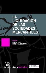 LIQUIDACION DE LAS SOCIEDADES MERCANTILES, LA