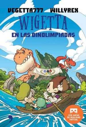 WIGETTA DINOLIMPIADAS + GAFAS VR