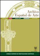 ARCHIVO ESPAÑOL DE ARTE VOL. 86 Nº 343 (2013)