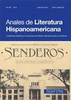 ANALES DE LITERATURA HISPANOAMERICANA VOL. 43