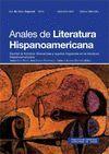 ANALES DE LITERATURA HISPANOAMERICANA VOL. 43, NÚM. ESPECIAL