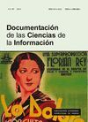 DOCUMENTACI�N DE LAS CIENCIAS DE LA INFORMACI�N VOL. 37