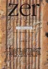 ZER VOL. 21, Nº 40 (2016)