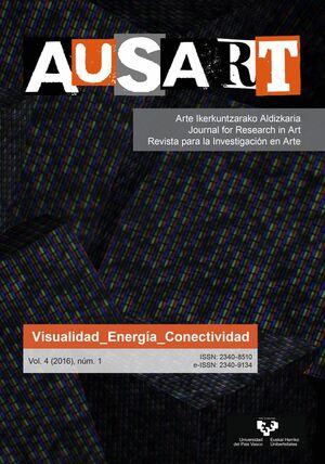 AUSART ALDIZKARIA. VOL. 4, Nº 1 (2016) REVISTA PARA LA INVESTIGACIÓN EN ARTE