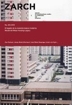 ZARCH. JOURNAL OF INTERDISCIPLINARY STUDIES IN ARCHITECTURE AND URBANISM - Nº 5 (2015)